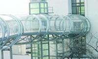 Übergänge – verbindung eines Rehacentrums in Hrabyna mit der Stadt